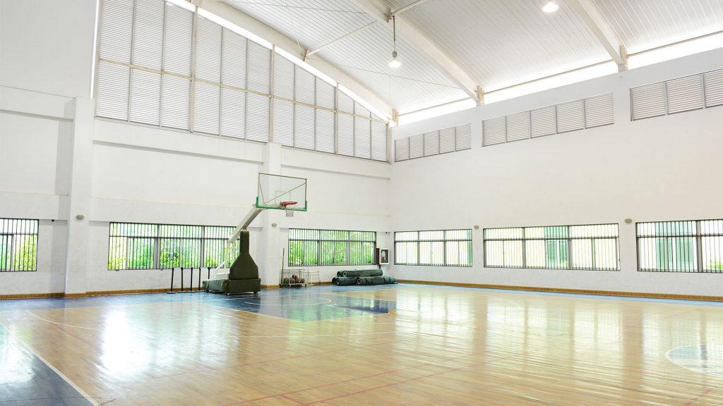 Bespoke Sports Centre Construction